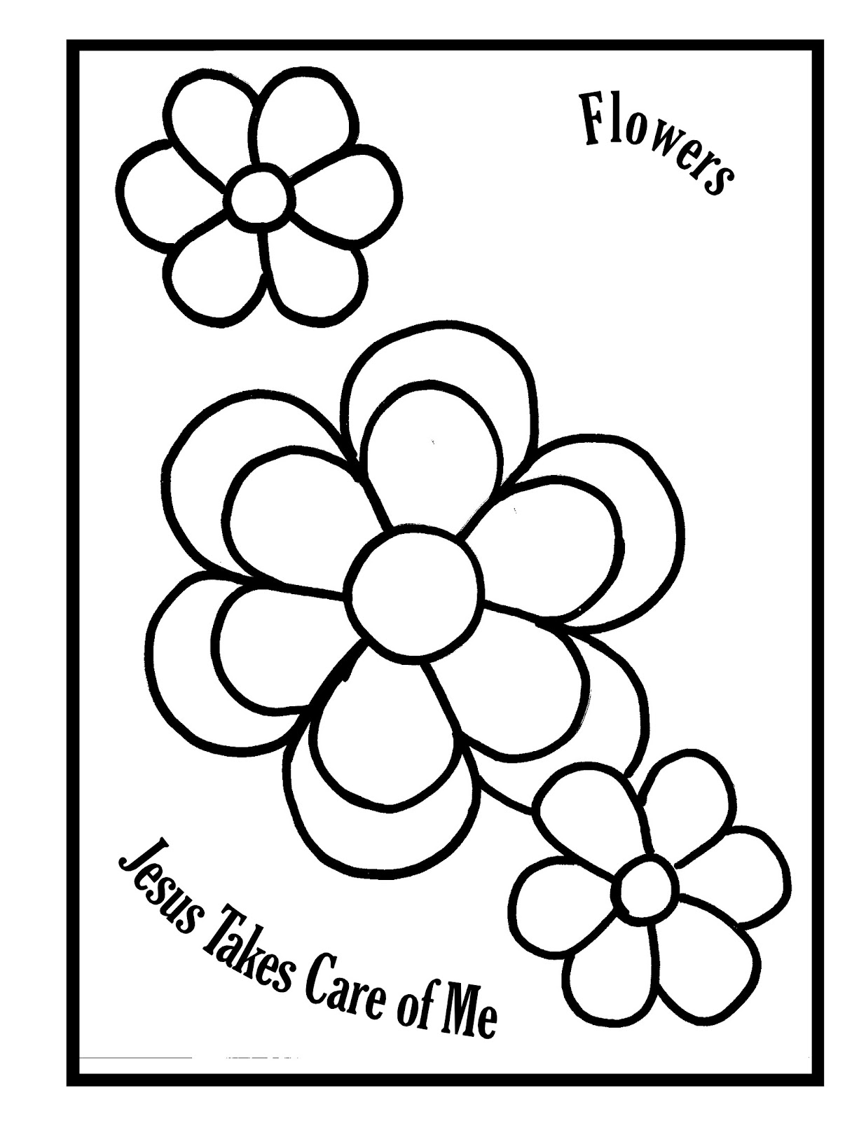matthew 6 25 34 coloring page kove 39 s blog march 2012