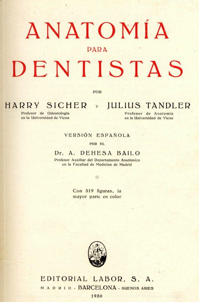Anatomia para Dentistas