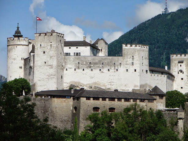 برنامج سياحي لزيارة سالزبورغ النمساوية