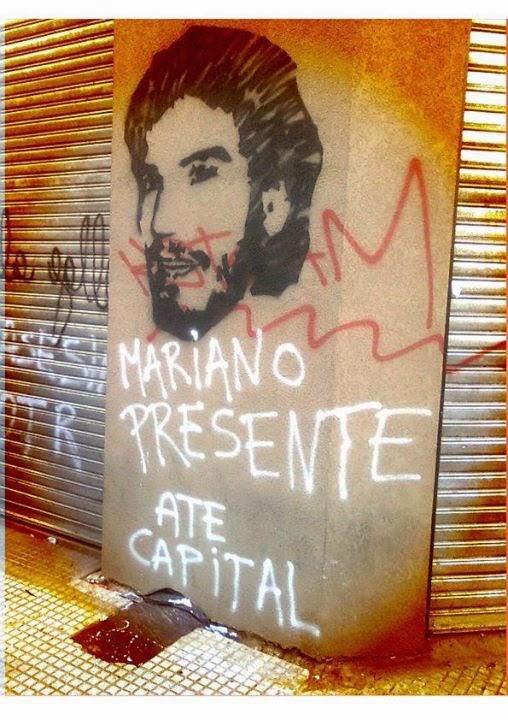 Mariano Ferreyra, presente!