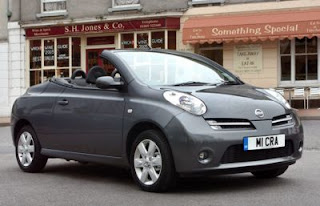2012 Nissan Micra Automatic picture