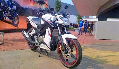 Tampilan Motor Yamaha New Vixion Advance Terbaru 2015