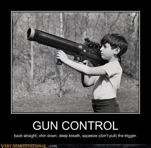 Funny Gun Control Signs Monday, september 12, 2011
