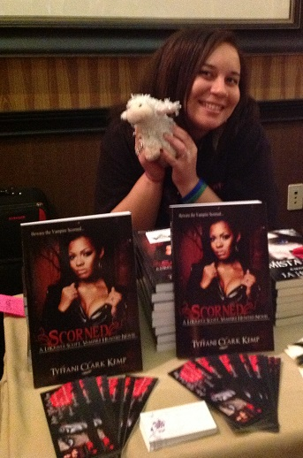 Meet Tyffani Clark . Author of the Beasty series (awesome