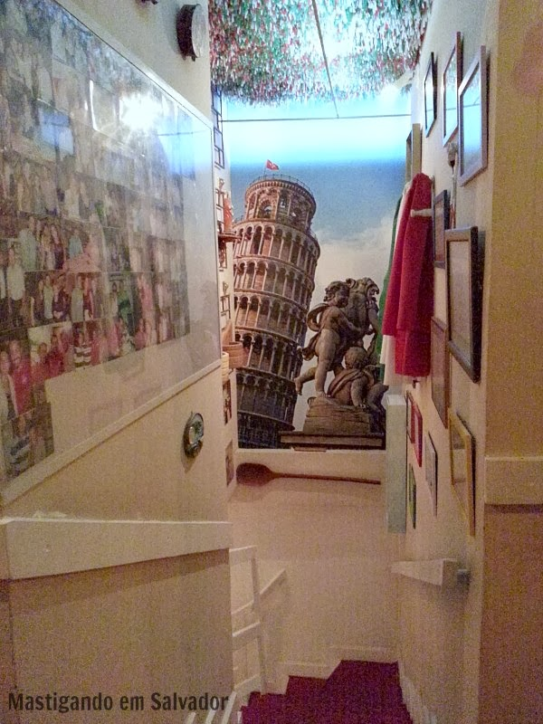 Cantina Du Vini: Escada