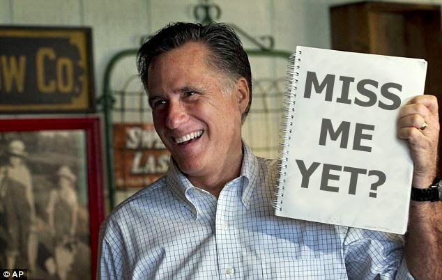 Romney Tell Your Sister You Were Right Ign Boards