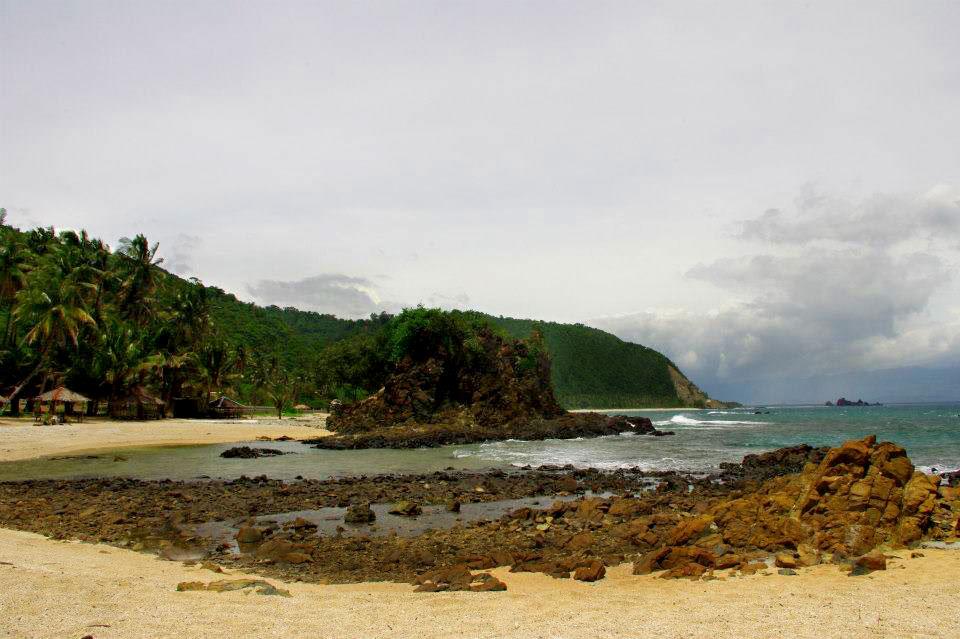 Baler Philippines  city photos : Scenic Philippines: Digisit Beach Baler Aurora