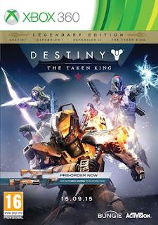 Download - Destiny The Taken King Legendary Edition - XBOX360 - [Torrent]