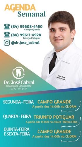 DR ZÉ CABRAL