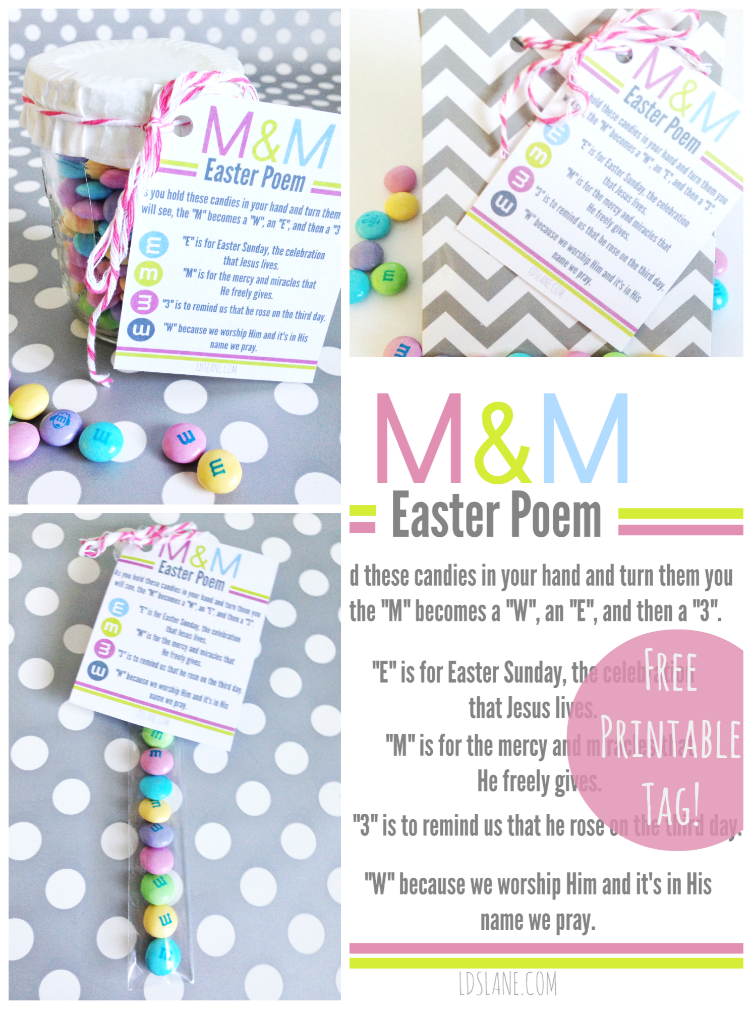 i had so much fun making an mm christmas poem that i decided to do an easter version too