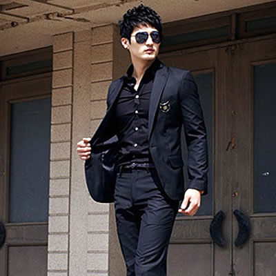 Fashion Blog Suits on New Fashion Suits For Men