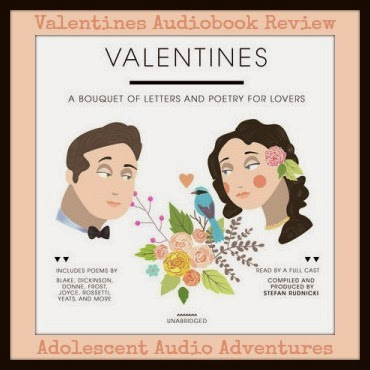 Adolescent Audio Adventures : Audiobook Review of Valentine