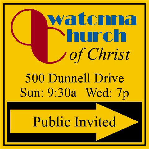 OWATONNA CHURCH OF CHRIST