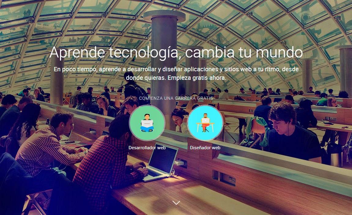 Realiza una carrera de Desarrollador web o Diseñador web gratis con Acamica