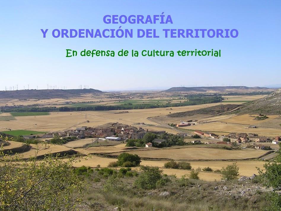 GEOGRAFIA Y ORDENACIÓN DEL TERRITORIO. Blog de Fernando Manero