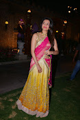 kajal agarwal photos in half saree-thumbnail-10