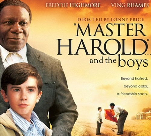 character analysis of master harold and the boys