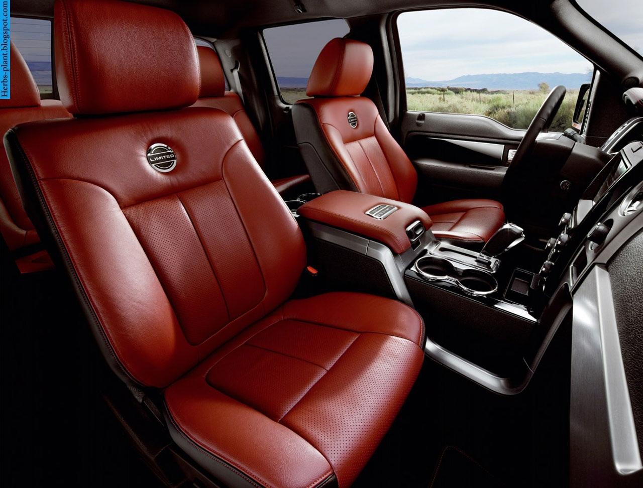 Ford f150 car 2013 interior - صور سيارة فورد ف150 2013 من الداخل