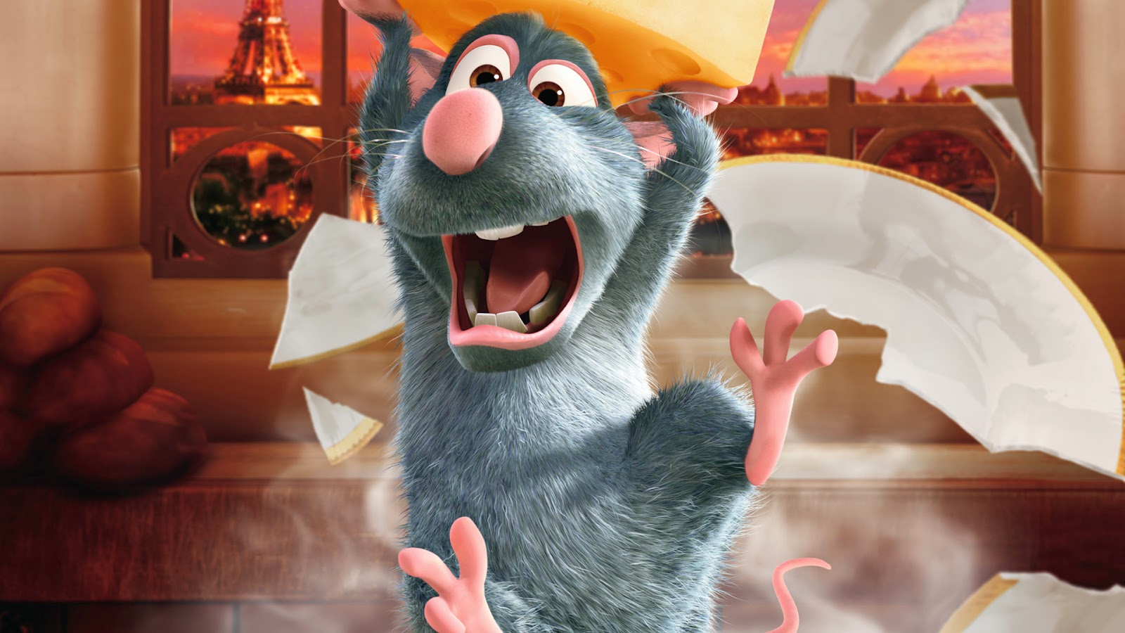 Ratatouille Pixar animatedfilmreviews.filminspector.com