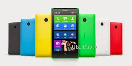 Nokia X, Ponsel Android