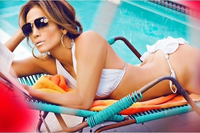 Foto sexy de Jennifer López en Complex Magazine