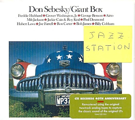 Don Sebesky Giant Box