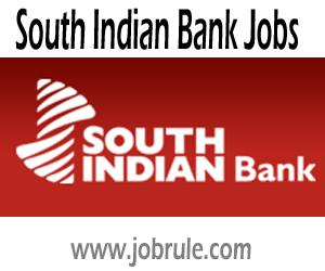 South Indian Bank Probationary Clerks (PC) Jobs in Meghalaya State Under Kolkata Region