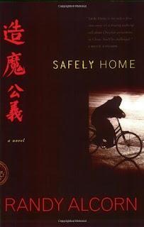 http://www.amazon.com/Safely-Home-Randy-Alcorn/dp/B006HUCC9E/ref=sr_1_2?ie=UTF8&qid=1435342915&sr=8-2&keywords=safely+home+alcorn
