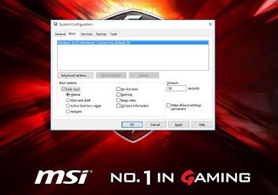 Cara Masuk Safe Mode Windows 10 2