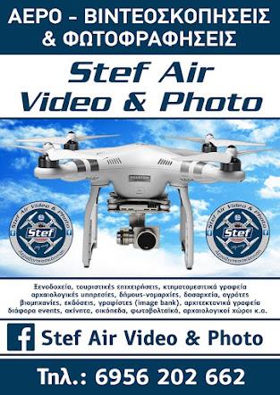 Stef Air Video & Photo