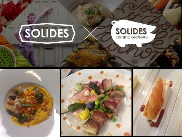 image Le restaurant SOLIDES à Toulouse