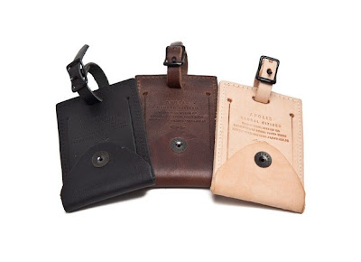 Apolis Luggage Tag