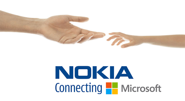 "Nokia Corporation and Microsoft on the ""Threshold"" of Greatness"