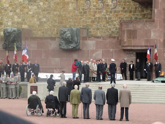 *Commémoration de l'Appel du 18 Juin 1940...*