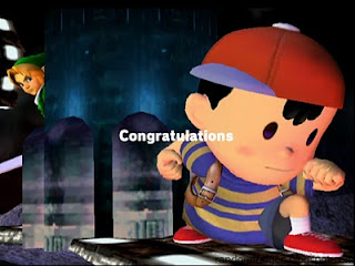 ness melee adventure congratulations
