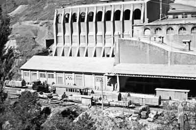estacion fabrica clot del moro asland abandono tren cement cemento