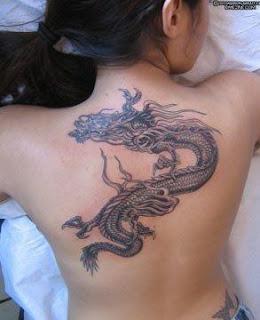 Imagens de Tatuagens de Dragão
