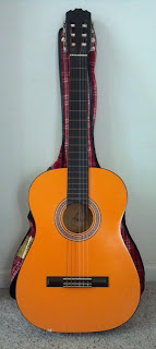 la roca classical guitar from spain