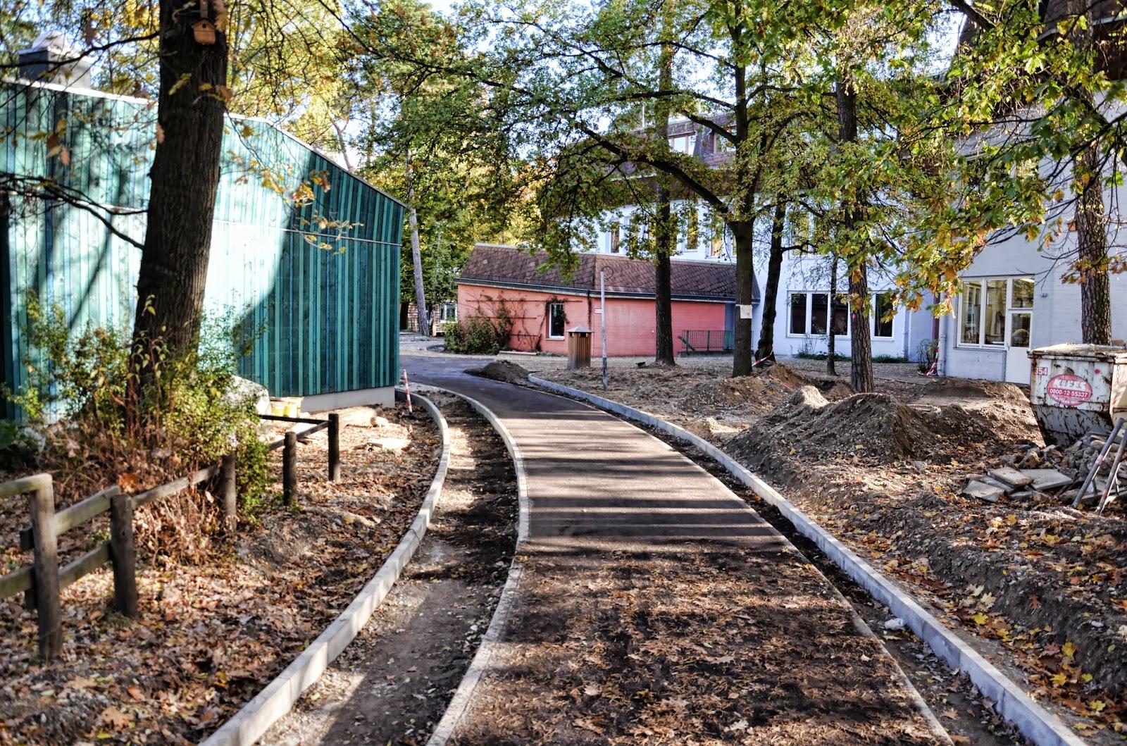 berliner baustellen 0132 baustelle rudolf steiner schule berlin e v energetische sanierung. Black Bedroom Furniture Sets. Home Design Ideas