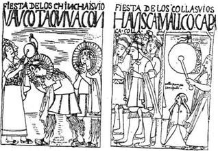 La Danza Incas