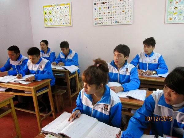 Thông báo tuyển du học sinh Nhật Bản 2015