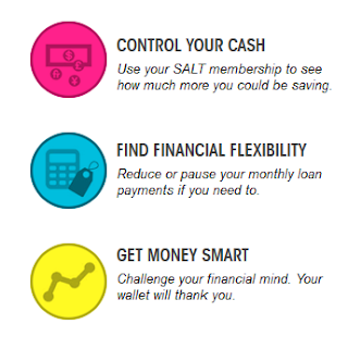 SALT, the Student Loan Secret Weapon – $200 Reader Giveaway
