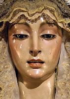 Virgen de las Lágrimas en la Piedad