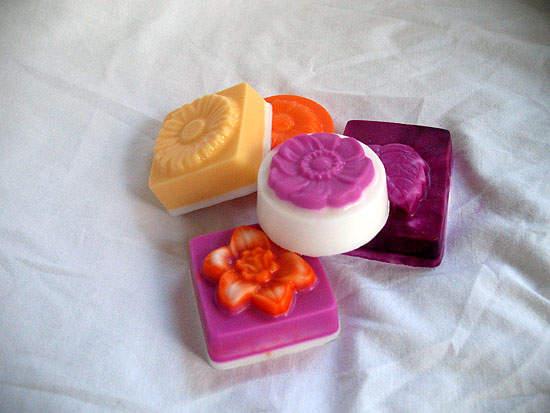 Как вручную сделать мыло