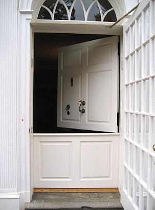 I wonder if the governor of Delaware has his Dutch door open todayu2026 & dutch doors Archives - Design Chic Design Chic