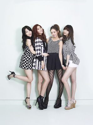 Girl's Day Official Fan Cafe August 2013