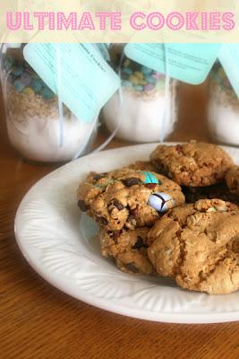 Ultimate Cookies In A Jar By Joanne of Creative Mess