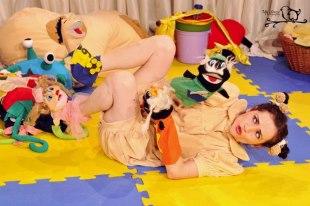 Teatro para Bebês. Hoje tem :)
