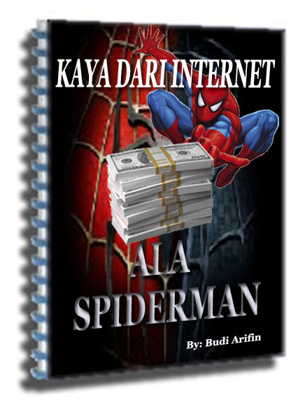 Kaya dari Internet Ala Spiderman