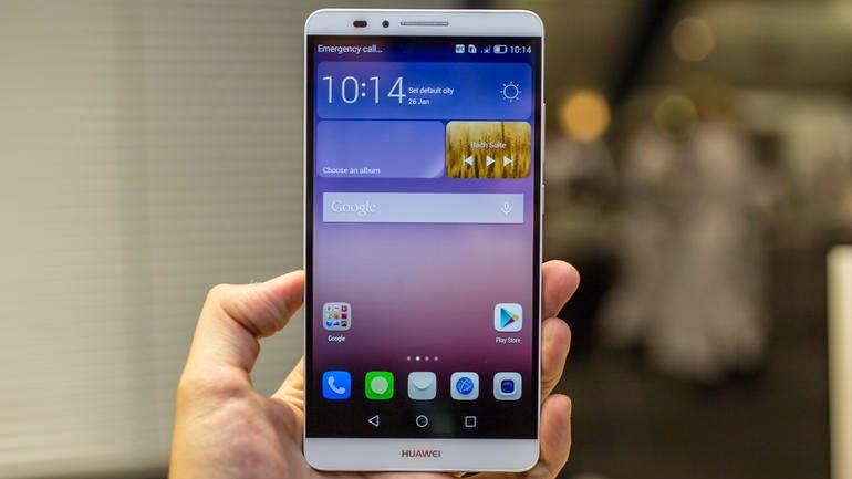 Huawei Ascend GX1, Harga dan Spesifikasi Phablet Prosesor Quad Core 1,2GHz